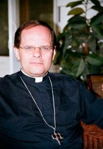 The Rt. Rev'd Michael Lewis
