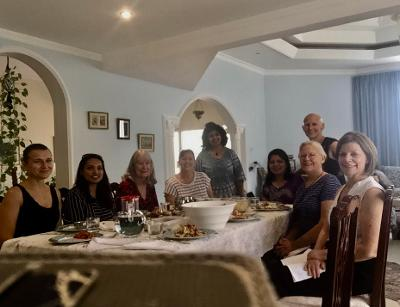Women's group lunch