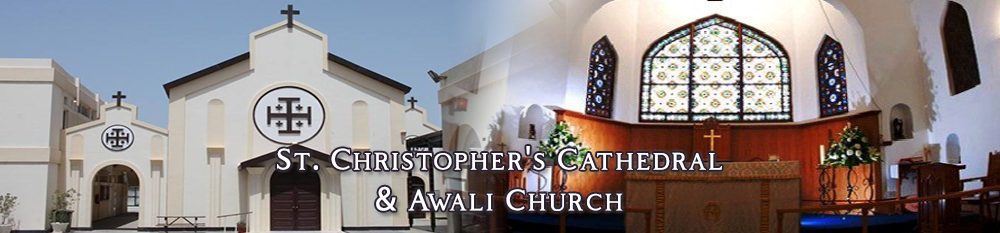 St Christopher's Cathedral and Awali Anglican Church